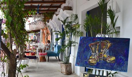 Café y Galería de Arte